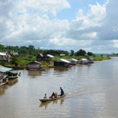 Peru, die Heimat von Sacha Inchik